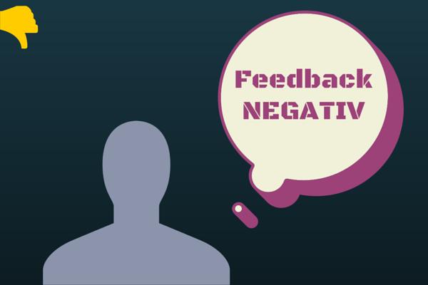 Feedback NEGATIV