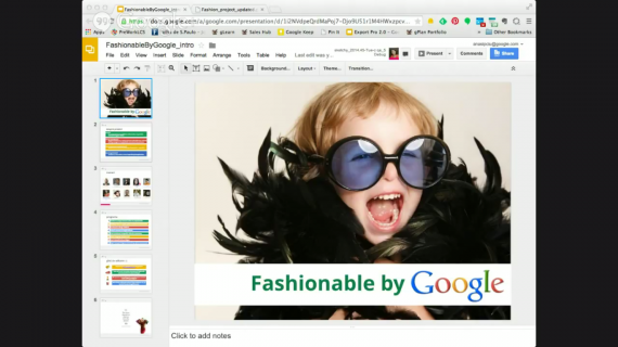 fashionable-by-google