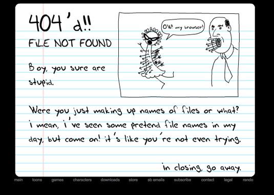 404 homestar