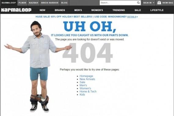 404 karmaloop