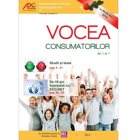 vocea consumatorilor
