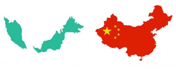 harta malaezia china