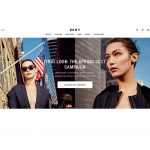 DKNY isi relanseaza site-ul e-commerce