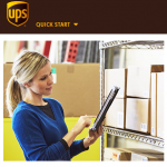 UPS returns manager mica