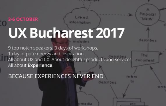 UX Bucharest