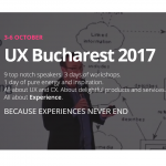 UX Bucharest mica