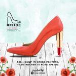 Ziua Nationala a Femeilor pe Toc, la FashionUP