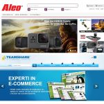 Aleo.ro (distribuitor de accesorii auto) s-a parteneriat cu Teamshare.ro