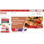 Ungaria: din toamnă, la Auchan comanzi online, primesti acasa