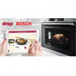 Bosch si Drop, parteneriat pentru bucatarii inteligente