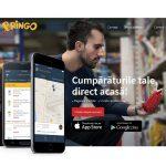 Carrefour face pasi mari in e-grocery, in Romania