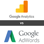 Diferența de raportare dintre Google AdWords și Google Analytics