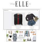 "Revista ""Elle"" isi lanseaza platforma de e-commerce"