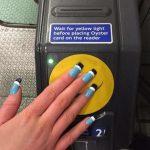 Inovatie in plata contactless: unghii cu cip!