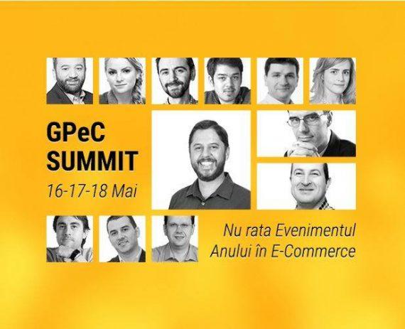 CONCURS: 3 Invitatii GRATUITE la GPeC Summit 16-17-18 Mai