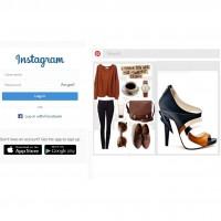 Cum atragi mai bine clientii: Instagram vs. Pinterest