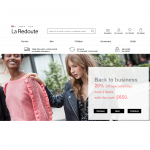 Franta: Galeriile Lafayette au cumparat site-ul La Redoute