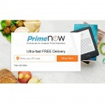Amazon aduce serviciul Prime Now la Paris