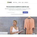 Shopify: al 9-lea trimestru la rand cu venituri record