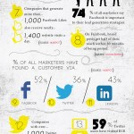 [infografic] Social Media Marketing Statistics 2013