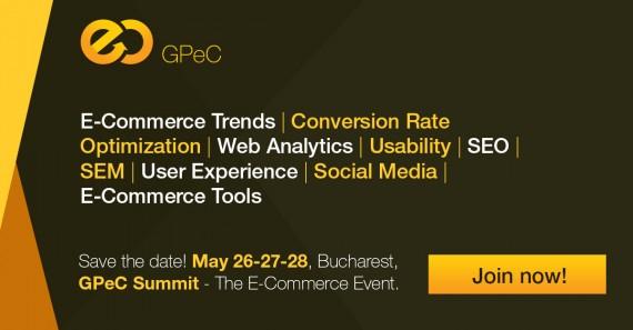 Ultimele 7 zile de inscrieri la GPeC Summit – cel mai important eveniment de comert electronic din Romania