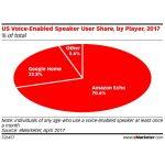 Amazon detine 70% din piata boxelor controlate vocal
