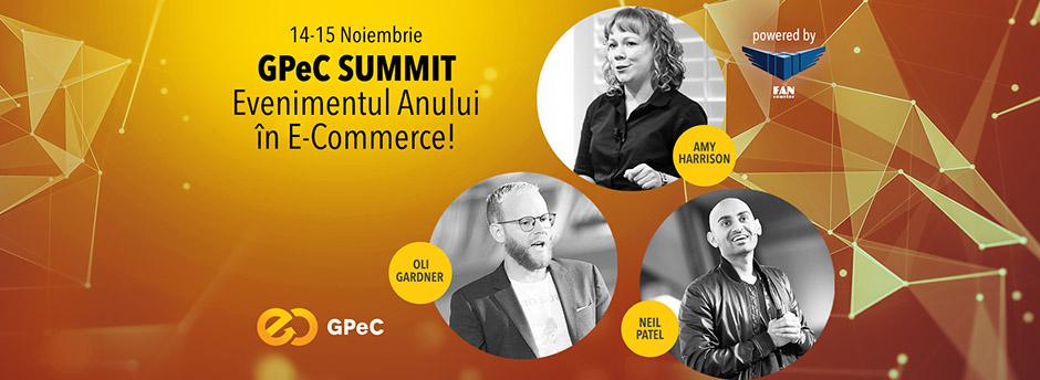 GPeC Summit November 14-15 - Evenimentul Anului în #ecommerce