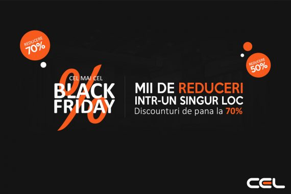 Black Friday CELro2017