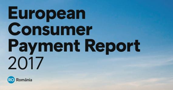 European Consumer Payment report 2017