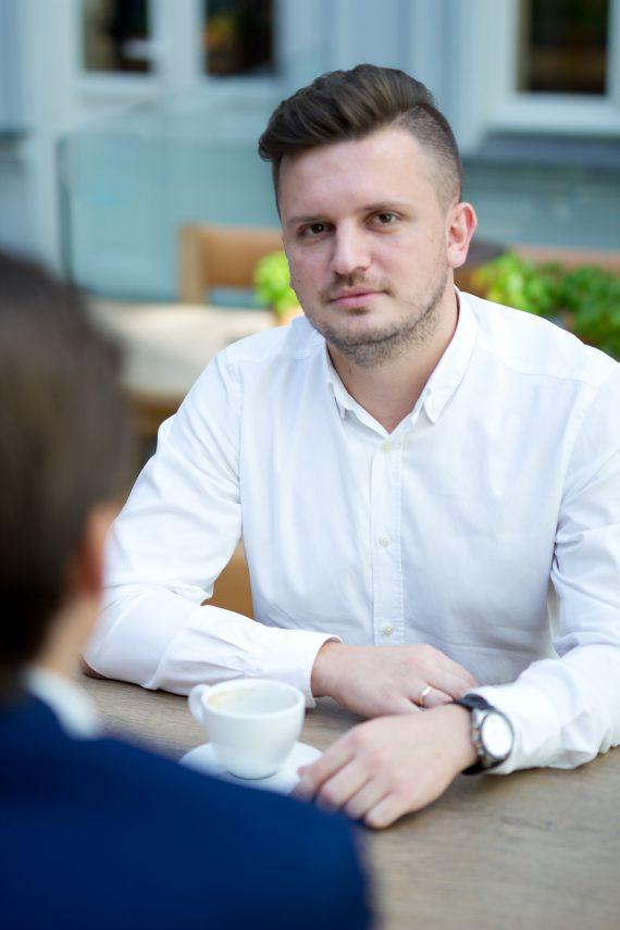 Dominik Karbowski, CEO Selectivv Mobile House