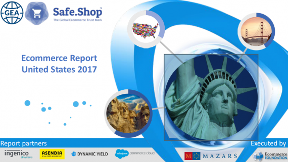 USA e-commerce report 2017