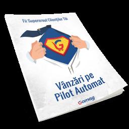 caietul supereroului gomag