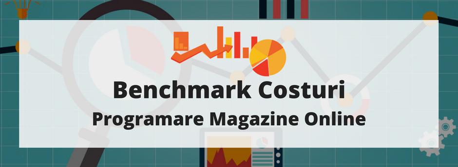 Benchmark Costuri Programare Magazine Online