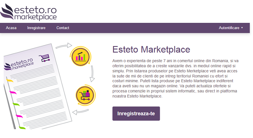 esteto marketplace