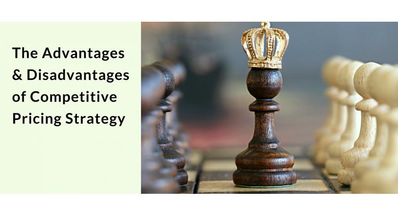 Avantajele si dezavantajele unei strategii de pret competitive