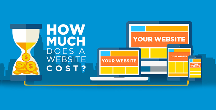 how much does a website costs?