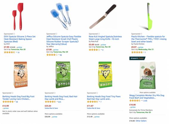 produse Amazon