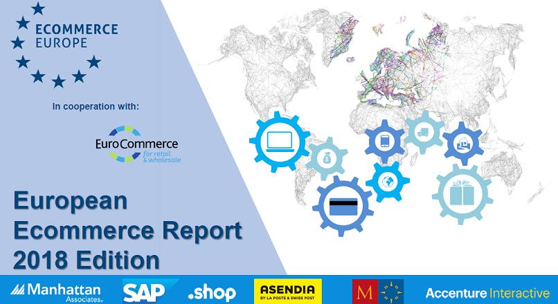 Starea e-commerce-ului in Europa, in 2017 (raport)