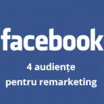 4 liste de audiente pentru Facebook remarketing