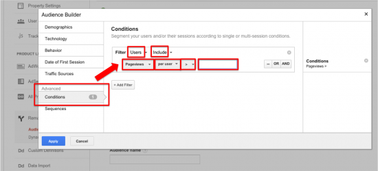 3 liste de audiente utile pentru Google Analytics Remarketing