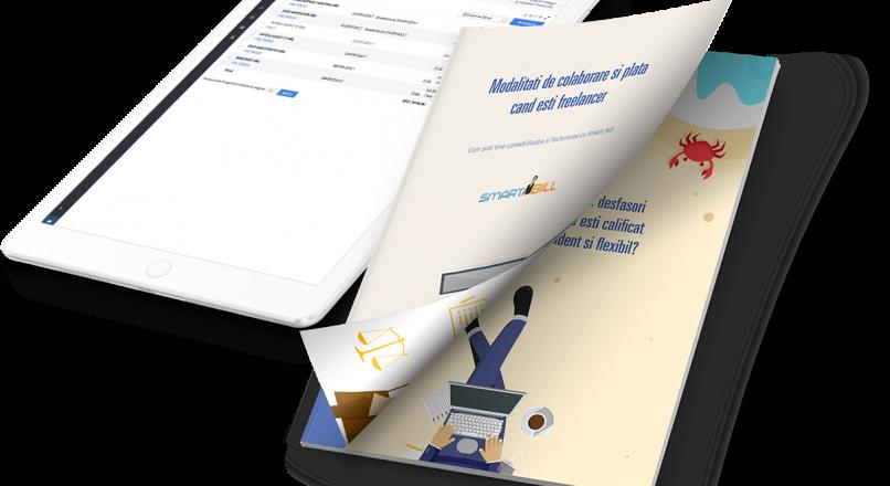 Smart Bill a lansat un eBook dedicat freelancerilor din Romania