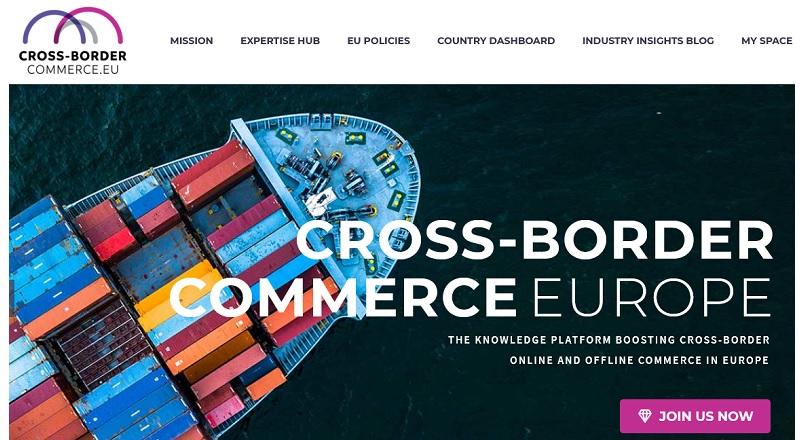 O noua platforma pro-e-commerce transfrontalier in UE