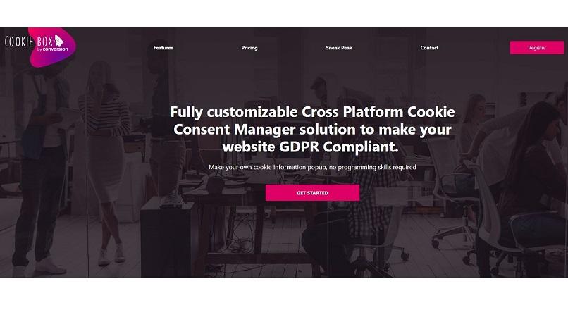 Ai aflat de CookieBox, un SaaS pentru GDPR si iPrivacy?