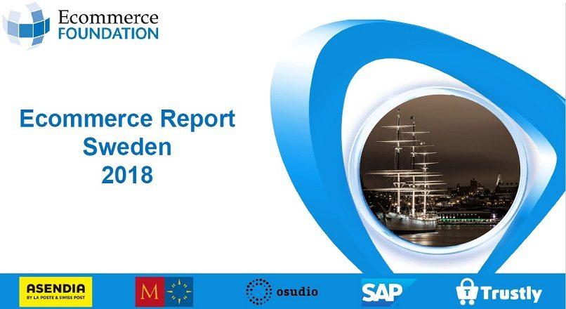 Suedia: starea e-commerce-ului in 2017 (raport)