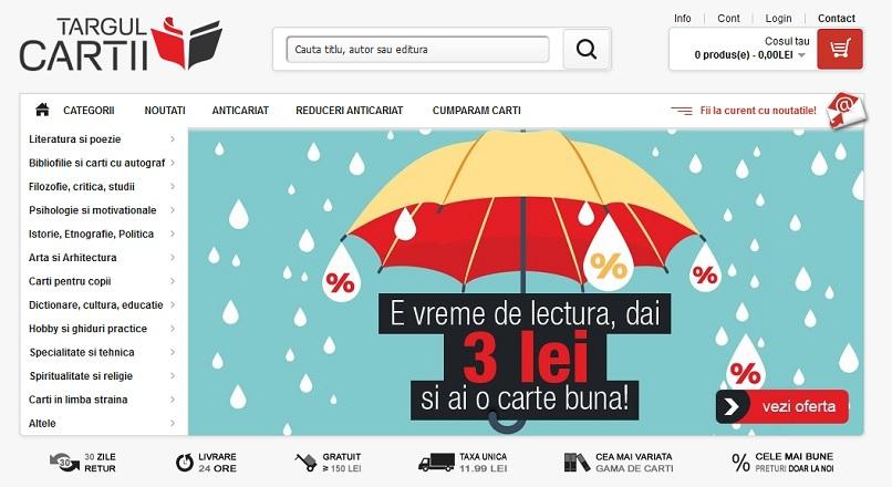 INTERVIU: ECOMpedia a stat de vorba cu TargulCartii.ro