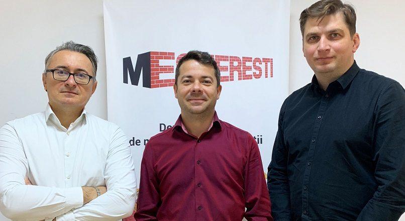 INTERVIU: ECOMpedia a stat de vorba cu Mesteresti.ro