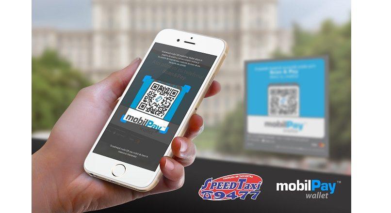 Plateste-ti taxi-ul in Capitala cu mobilul, via mobilPay Wallet