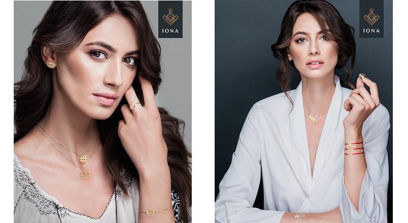 Brandul romanesc de bijuterii IONA are magazin online