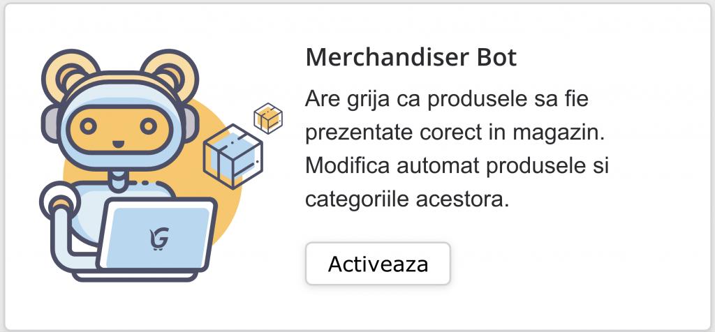 Merchandiser Bot