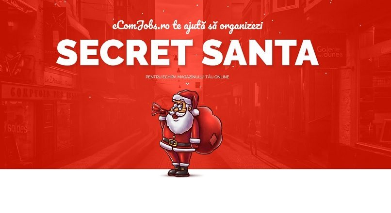 eComJobs.ro: Secret Santa si-a facut update